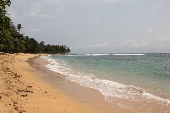 Sao Tome Island, Σάο Τομέ και Πρίνσιπε: Praia tropical