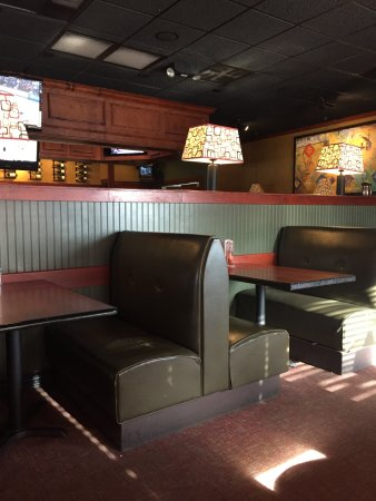 Ruby Tuesday: Booth