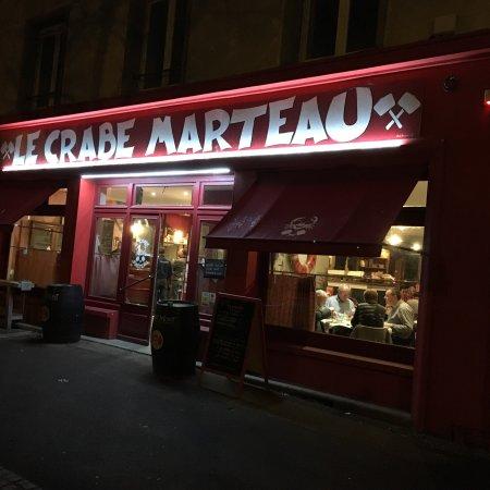 Meilleur Restaurant Crabe Lorient