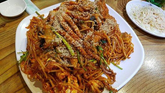 Kim Mija Dangjin Monkfish Cod Steamed Dish Stew
