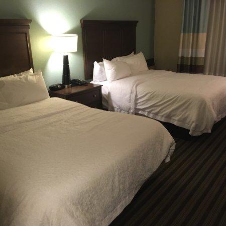 Adairsville, GA: Our room.