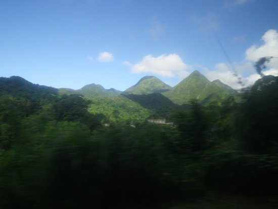 Go Beyond: pitons