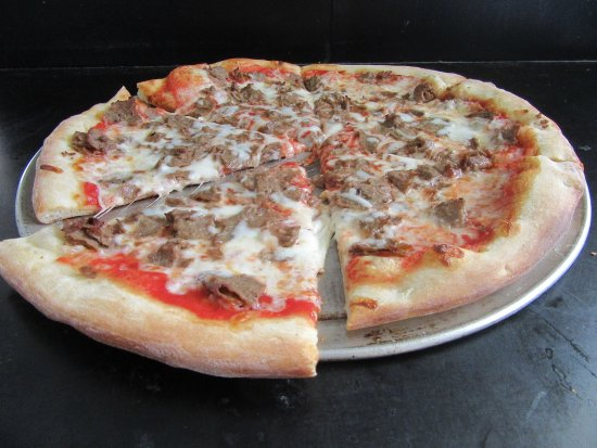 Berwick, PA: Steak Pizza