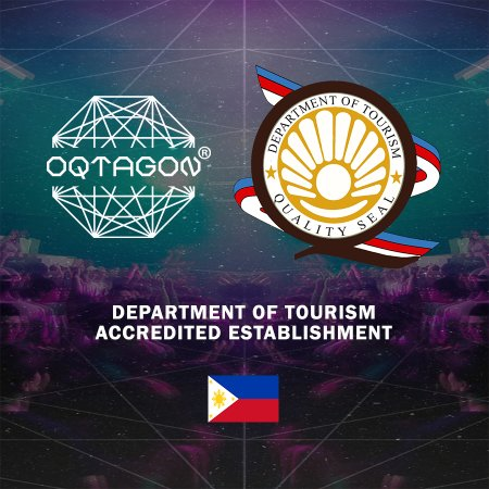 Mandaue, Philippines: We are now a Department of Tourism (PH) accredited establishment! #oqtagon #takeuswithyou