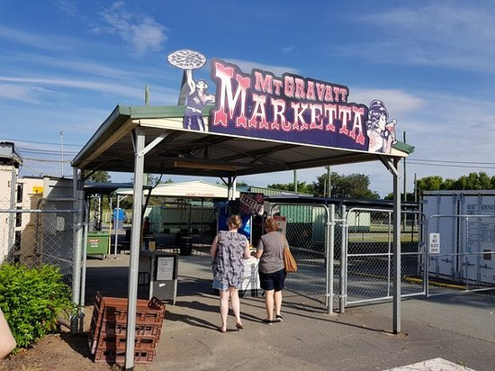 Mt Gravatt Marketta