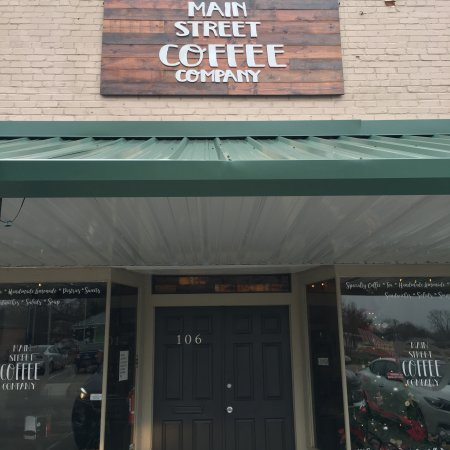 Crandall, Техас: Main Street Coffee Company