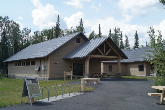 Wrangell-St Elias National Park and Preserve, AK: Visitor Center