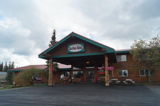 Glennallen, AK: Caribou Hotel