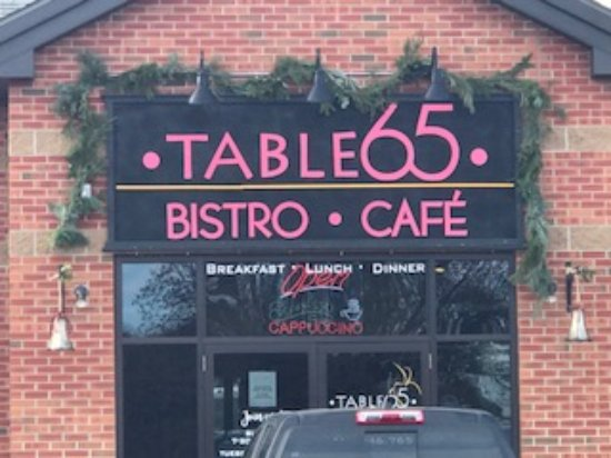 ‪‪Table 65 Bistro and Gelato Cafe‬: Entrance‬