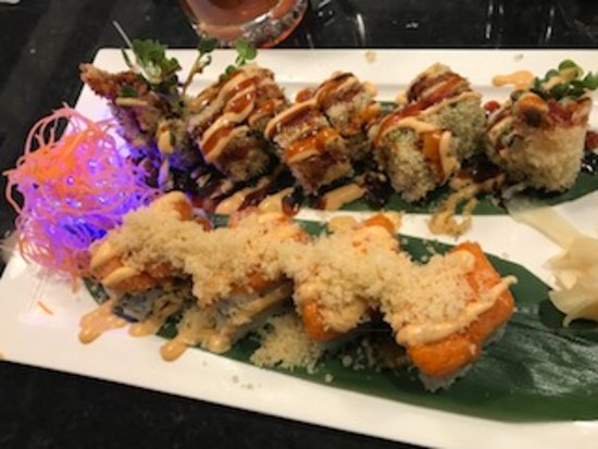 Inver Grove Heights, MN: Sushi roll