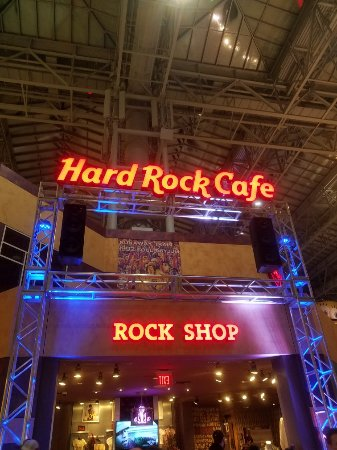 Hard Rock Cafe Mall of America: 20171230_190550_large.jpg