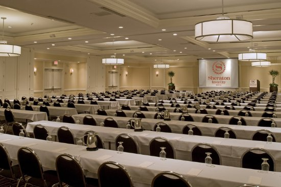 Sheraton Iowa City Hotel: Ballroom