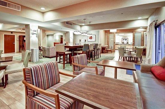 Hampton Inn Phoenix-Midtown-Downtown Area: Lobby