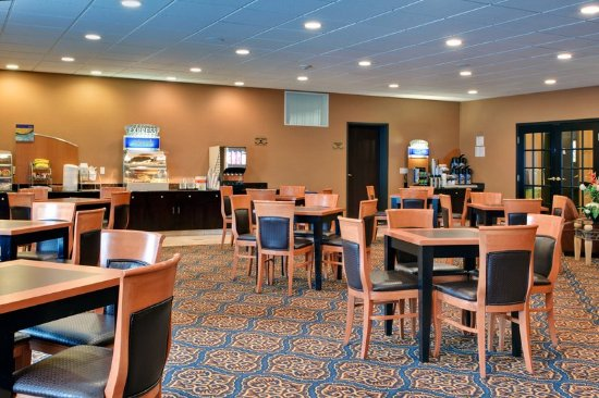 Holiday Inn Express & Suites Airport - Calgary : Restaurant