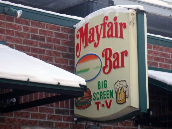The Mayfair Bar