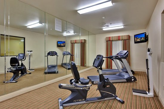 Holiday Inn Express Hotel & Suites Beaumont-Oak Valley: Health club