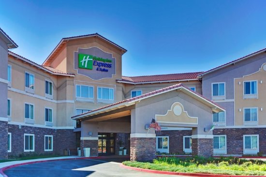 Holiday Inn Express Hotel & Suites Beaumont-Oak Valley: Exterior
