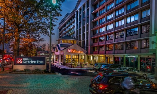 Hilton garden inn reagan national airport hotel arlington va omd men och prisj mf relse for Hilton garden inn crystal city va