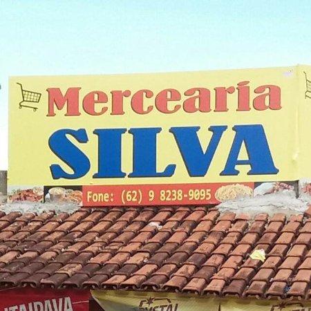 Crixas, GO: Mercearia Silva
