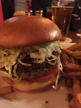 HB Burger: The Kobe Beef Burger