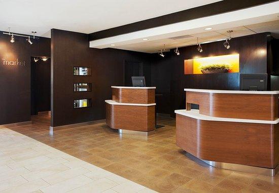 Hacienda Heights, Californie : Lobby