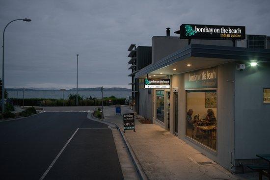 Blackmans Bay, ออสเตรเลีย: bombay on the beach