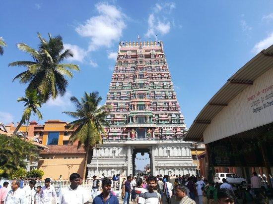 Sringeri Saradha Peetam Temple