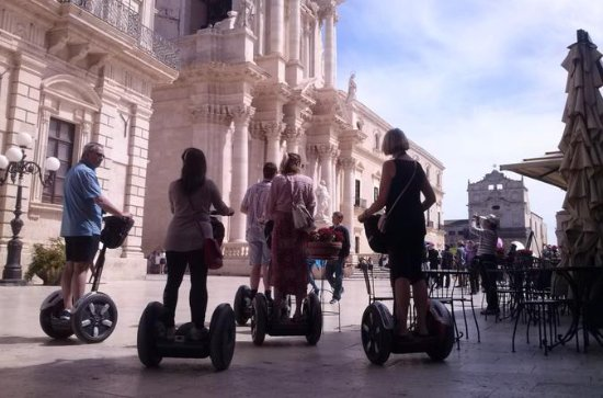 Syracuse Segway Tour with Greek Ruins...