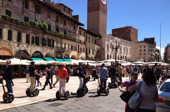 Tour di Verona in Segway