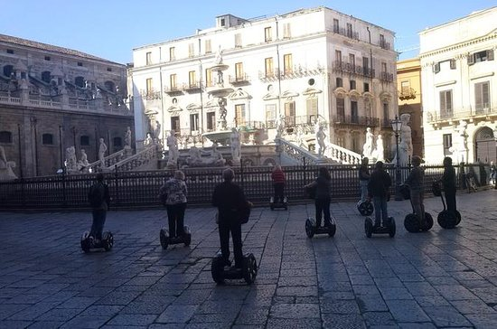 Palermo Shore Excursion: City Segway...