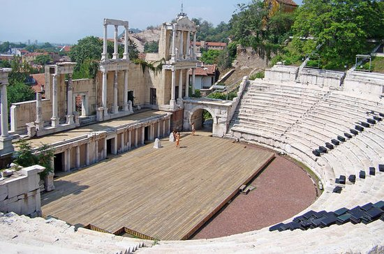 Full-Day Plovdiv and Asen's Fortress...