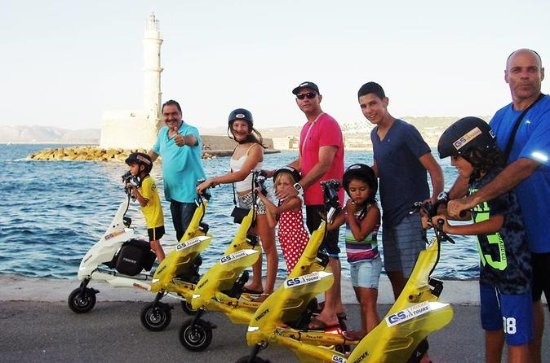 40-Minute Chania Sightseeing Tour by...
