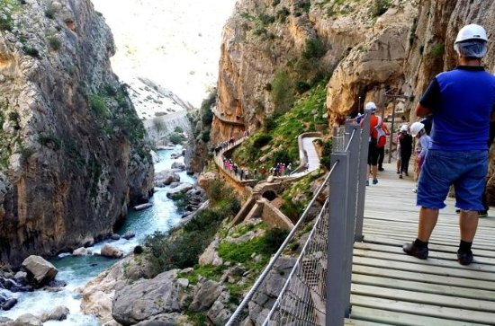 Caminito del Rey, Tour Trekking