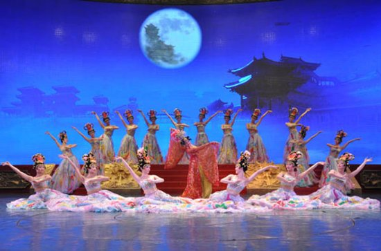 3-hour Tang Dynasty Show and Dumpling...