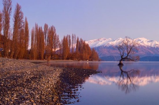Full-Day Arrowtown and Wanaka Tour...