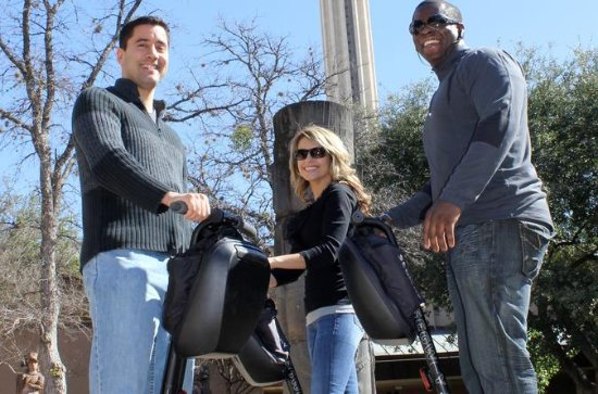 1.5-Hour Segway Tour of San Antonio