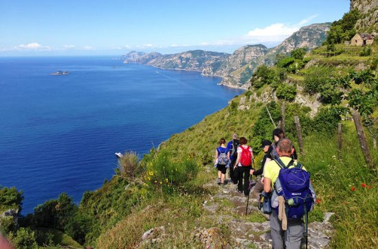 Half-Day Private Amalfi Coast Path of...