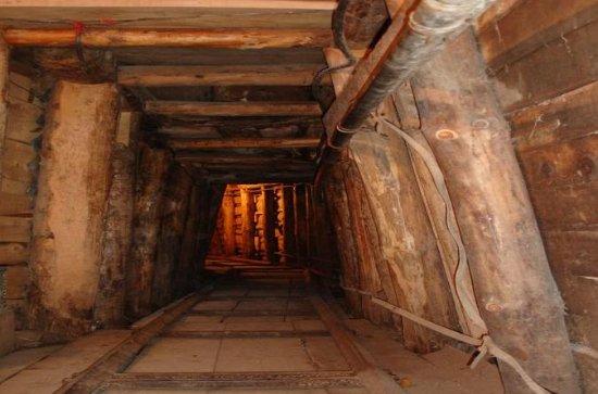 サラエボ希望博物館のトンネルツアー