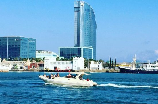 1-hour Private Speedboat Cruise from...