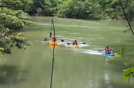 Olde River Kajak Rafting