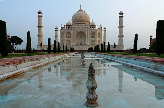 1-Day Train Tour from Delhi to Agra Taj...