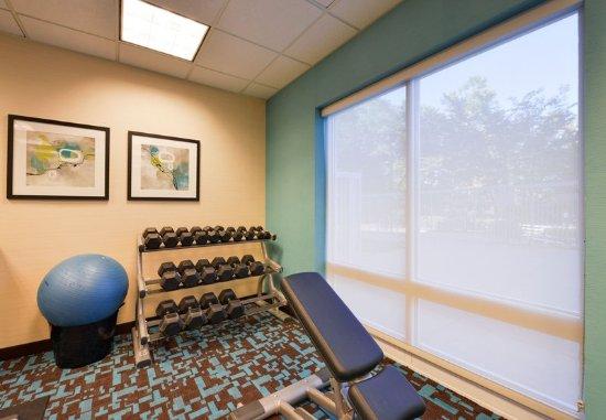 Fairfield Inn & Suites White Marsh: Health club