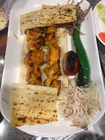 Bosphorus Premium Turkish Restaurant: Turkish dish