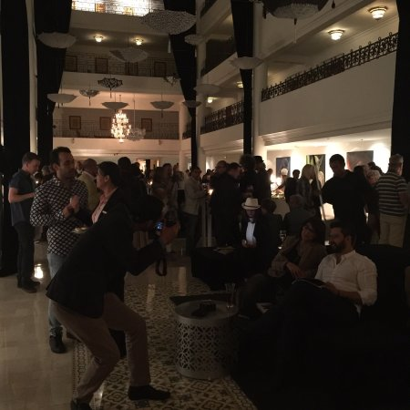Foto De Sofitel Marrakech Lounge And Spa