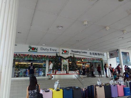 The Zon Duty Free