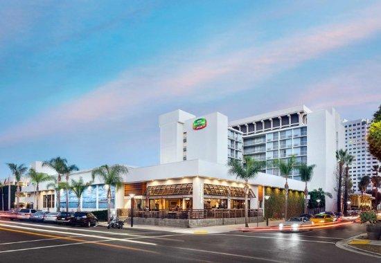 Courtyard Long Beach Downtown Hotel