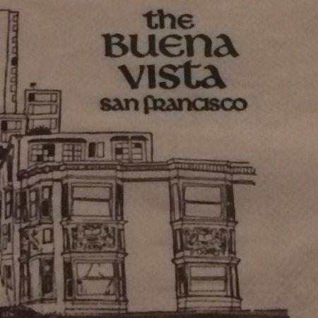 Buena Vista Cafe San Francisco Menu