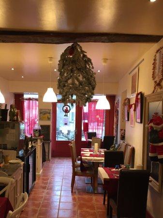 La Charité-sur-Loire, Francia: Meilleurs vœux pour cette nouvelle année