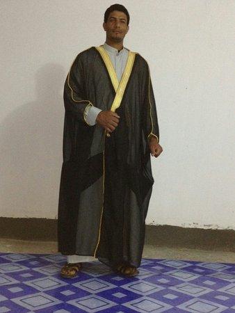 Sidi Abdel Rahman, Egypt: صبآح الخير hi