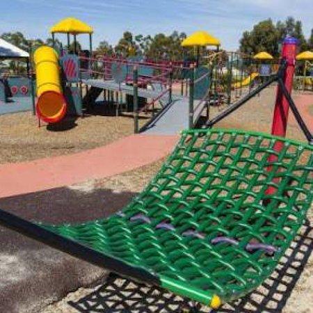 Melton, Australië: Navan Park